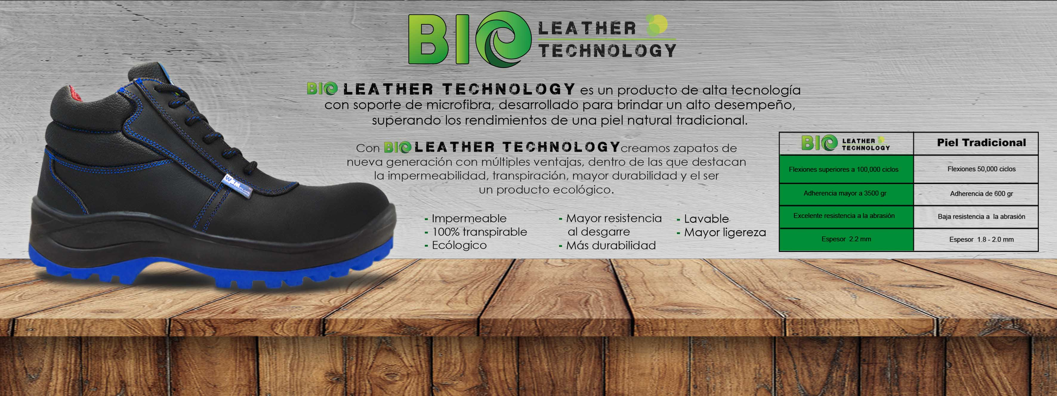 BIO Leather Technology